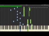Imagine Dragon - Radioactive (Piano Cover) by LittleTranscriber