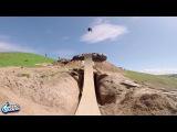 History Made! First Ever BMX Quad Backflip   Nitro Circus   Jed Mildon