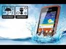 Видео обзор Samsung GT-S5690 Galaxy Xcover (оригинал) - Купить в Украине |
