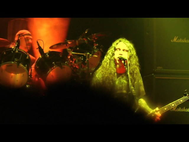 Slayer with Pat OBrien The antichrist LIVE Vienna, Austria 2011-04-07 1080p FULL HD