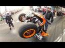 Quad stunt riding Suzuki LTR 450 Suzuki LTZ 400 atv freestyle stunts Tribute compilation Motor-Force