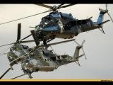 Боевые вертолеты НАТО на что они способны!