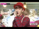 HOT EXO - Christmas day, 엑소 - 크리스마스데이, Show Music core 20131221