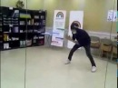 [Predebut] Chanyeol dancing to Sorry Sorry