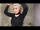 Turban Hijab Tutorial Style 2