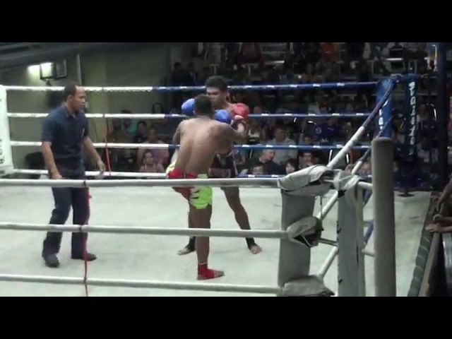 Kunchan vs Toomtam, Suwit stadium 10-04-2015