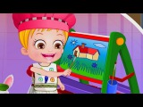 Baby Hazel Learns Colors - Babies and Kids Educative Video Games - Dora The Explorer