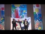 Қалалық лига 1.8 финал 16.04.2015ж. video by Bahutgul Aitmuhambet Жатахана жастары (ПГУ)