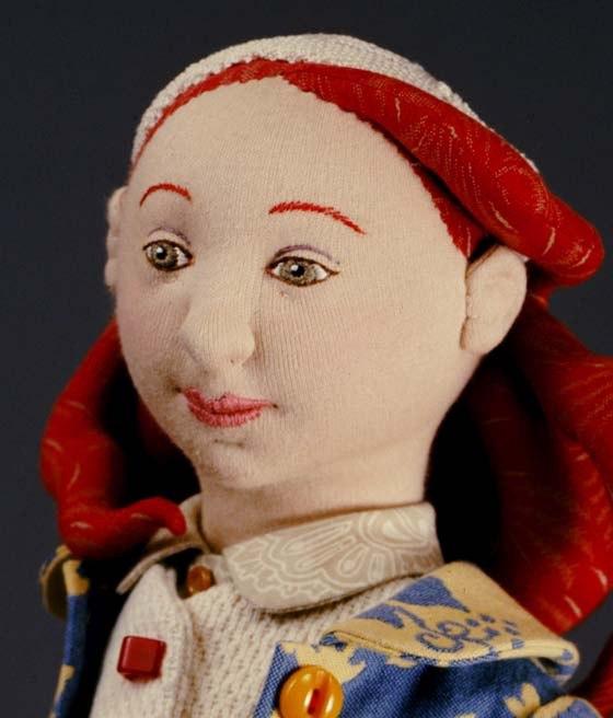 текстильные куклы