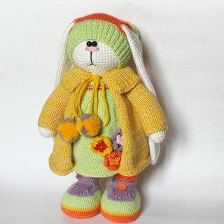 вязаные игрушки By Isaeva Ekaterina вконтакте