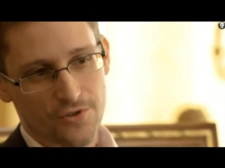 Edward Snowden Interview 22.01.2014