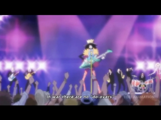 One Piece - Soul King Brooks song New World HD