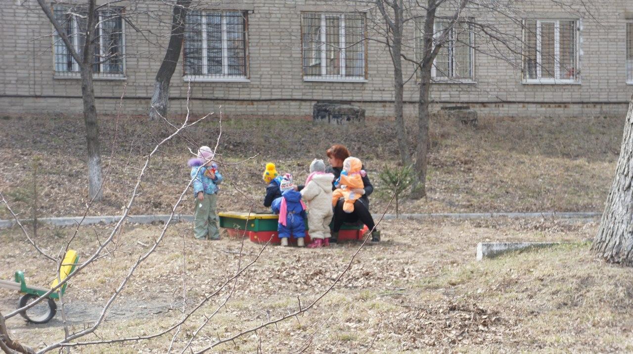 Афиша Владивосток 25 апреля СУББОТНИК готовим вторую детскую площа
