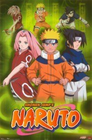 Наруто / Naruto (Мультсериал 2002)