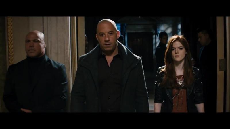 Последний охотник на ведьм - Трейлер №2 (дублированный) 1080p