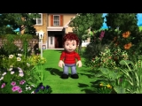 Muffin Songs - Head Shoulders Knees and Toes _ nursery rhymes & children songs with lyrics