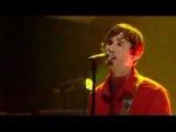 Ash - Burn Baby Burn (live on Jools Holland 2001)