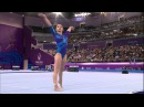 Алия Мустафина. Чемпион Европейских Игр 2015. Спортивная гимнастика. Абсолютное первенство.