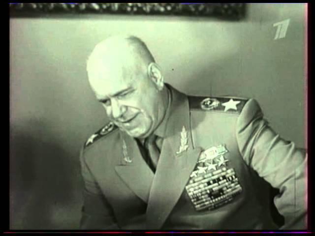 Запрещенное интервью Маршала Жукова. Prohibited the interview Marshal Zhukov