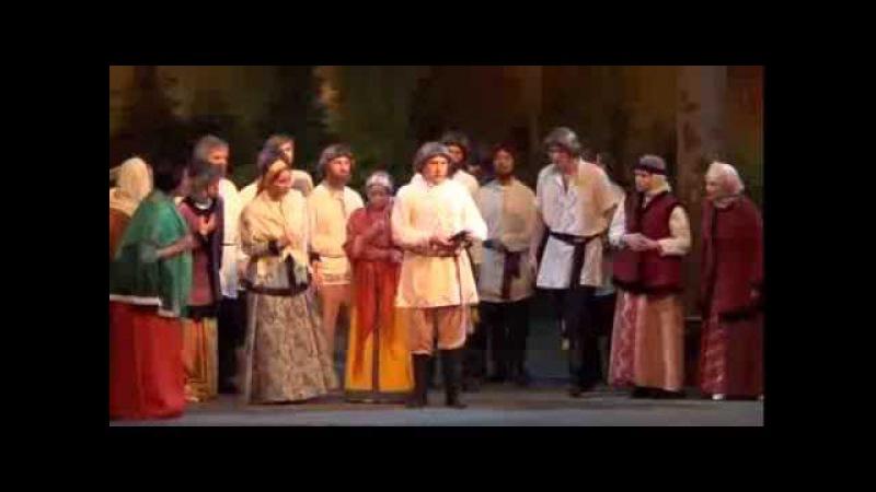 Римский-Корсаков Царская невеста II действие. Дирижёр Антон Ледовский