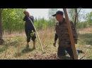Два друга, слепой и безрукий, посадили тысячи деревьев (новости)