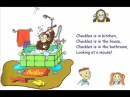 English for children. Spotlight 2. Page 33 ex 3 - Chuckles is in the house Song