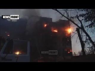 ВСУ нарушают перемирие - видеофакт! 10 октября 2015