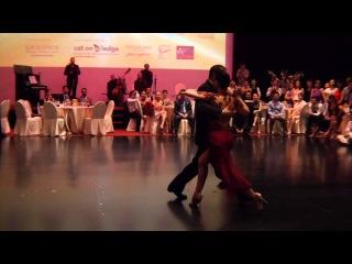 3rd SITF - Daniel Nacucchio & Cristina Sosa 1/2 - Grand Milonga @ Joyden Hall 09.10.15