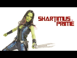 Hot Toys Gamora Guardians of the Galaxy Movie Masterpiece MMS 250 1:6 Scale Collectible Action Figur