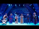 Khusugtun Band Takes Listeners Back To Mongolia Asia's Got Talent Semis 2