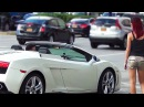 Picking Up Women in a Lamborghini (Gold Digger Prank) Picking Up Girls - Picking Up Women in Public