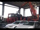 Crush Em !!! ...illegal street racers cars crushed