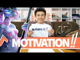 RossDraws: MOTIVATION!