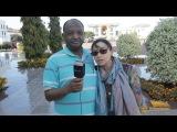Swissgolden Зимний лидерский круиз .Maria Elena Corroto Gutierrez & Adil Gasmalla Mohamed.