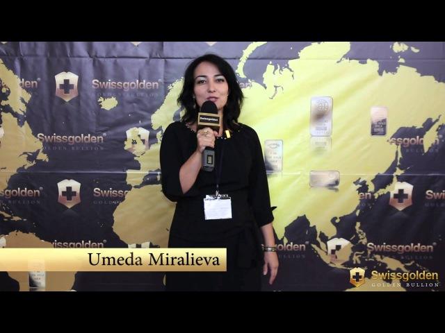 The 1st International Conference Swissgolden-2014. Umeda Miralieva (Tajikistan)