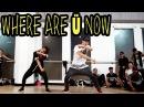 WHERE ARE Ü NOW - Skrillex Diplo ft @JustinBieber Dance | @MattSteffanina WhereAreUNow