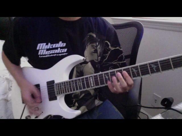 【とある科学の超電磁砲】【TAB】Only My Railgun Guitar Cover