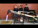 Газовый резак для резки толстостенного металла (ГАЗОРЕЗКА)