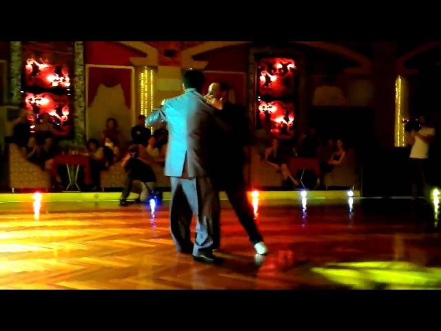 Юмор в танго