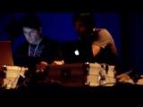 GARY NUMAN &amp ADE FENTON - DJ set @ RECOIL 'Selected' event in Dresden on Nov 27, 2010