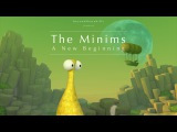 The Minims - A New Beginning Official Gameplay Trailer Apple iOS 11