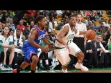 Philadelphia Sixers vs Boston Celtics - Full Highlights | October 6, 2014 | NBA Preseason 2014
