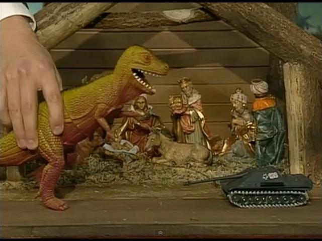 Nativity Scene Mr Bean Official
