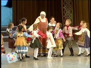 Детская студия Музыкального театра.