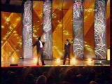 FILIPP KIRKOROV Y SAKIS ROUVAS COMO LOCO 01 05 2009
