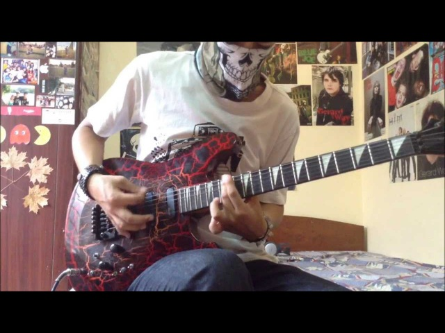 17 : Conflict At The Entrance - Stuart Chatwood ( Guitar Cover )