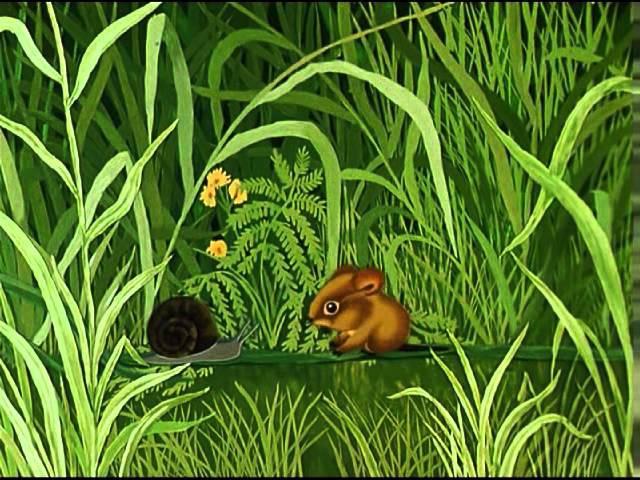 Мышонок Пик с текстом от автора