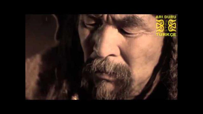 Gülzada Rıskulova - 40 Jigit Tamamı 5 dk-Kurmanbek (Manas Destanı) Kırgız Eli Kırgızca Altyazılı HD