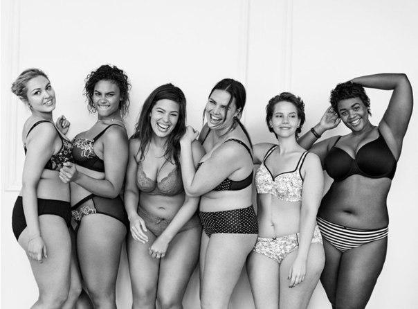 Компания Lane Bryant протестует против стереотипов внешности от Victoria's Secret. В прошлом году рекламная кампания бюстгальтеров Victoria's Secret наделала много шума.