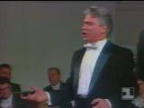 staroetv.su / Дмитрий Хворостовский - Очи черные (Останкино, 1995)